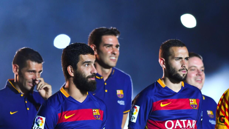 Refuerzos Barcelona