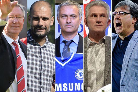 El fútbol europeo quedará marcado en el 2013 que termina p...