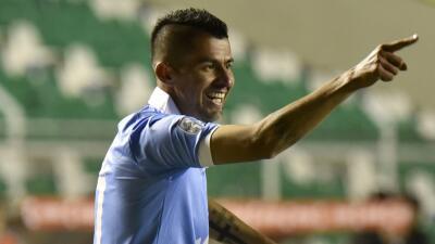 Bolivar 5-0 Deportivo Cali: Bolivar sin piedad ante Deportivo Cali en el Grupo 3