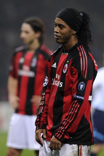 El futuro de Ronaldinho suena en  todas partes, hasta en la MLS, y es mu...