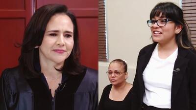 Arleth Hernández aprendió a vencer sus miedos al enfrentar el reto de defender a su madre en una corte