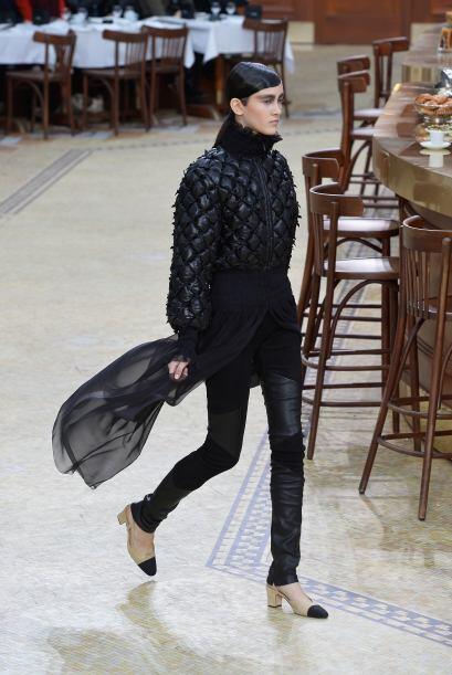 Chanel no podía quedarse atrás en esta tendencia.