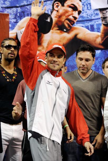 """Va a ser una gran pelea"", dijo Márquez. ""Si no igual, incluso mejor que..."