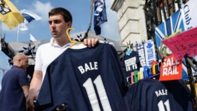 Mientras se define el futuro de Bale, los comerciantes aún intentan vend...