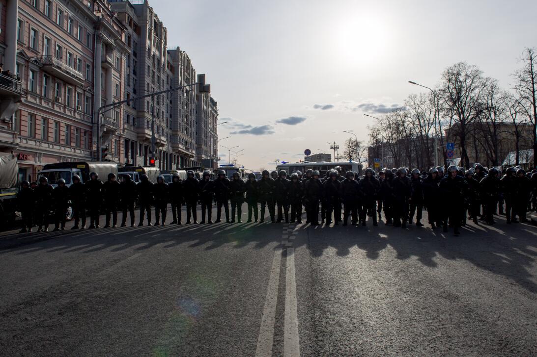 Sobre las acusaciones de corrupción, el gobierno de Putin ha dicho que s...
