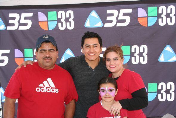 Univision Arizona celebró el Día de los Niños a lo grande en el Zoológic...