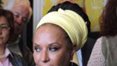 La senadora Piedad Córdoba dijo que espera luz verde de FARC para libera...