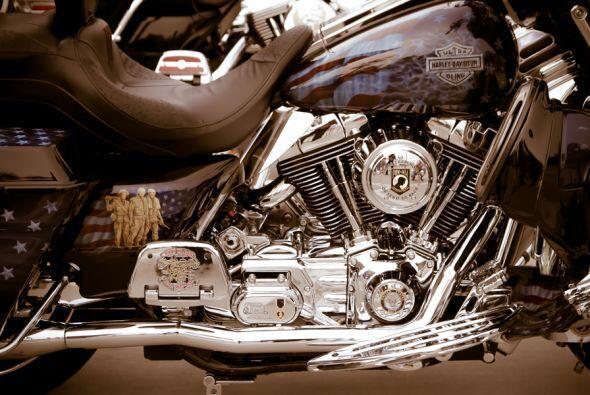 Se celebró en Milwaukee, Wisconsin el Festival anual de motocicletas Har...
