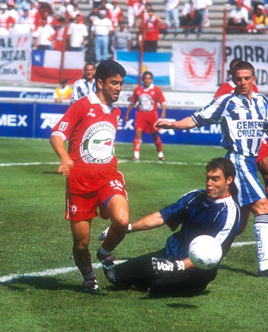 ¿Hicieron algo o solo vinieron a cobrar? Fichajes Bomba en Liga MX 19991...