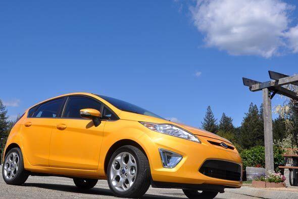 Ford ha renovado su línea de productos pero sin duda el Fiesta es...