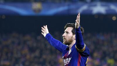 En fotos: Con el gol 100 de Messi en la Champions, el Barcelona eliminó al Chelsea