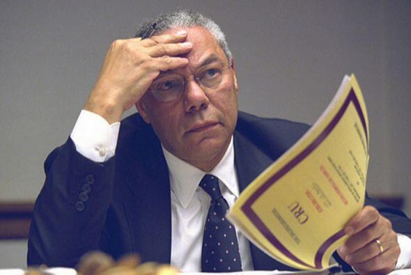 Colin Powell. (Imagen del Archivo Nacional de EEUU).