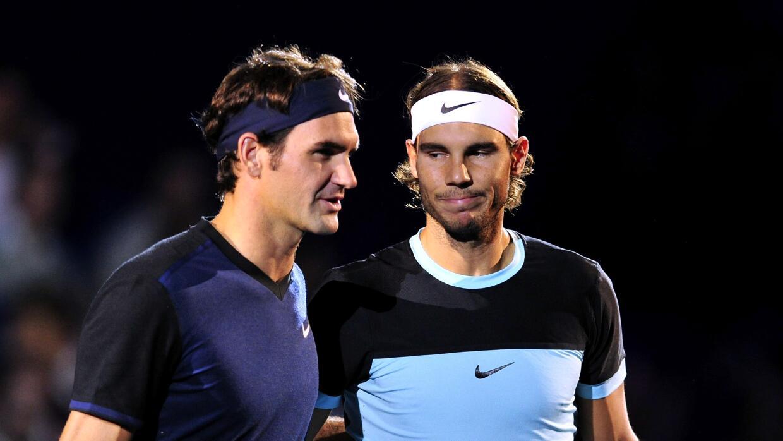 Federer vence a Nadal y gana en Basilea