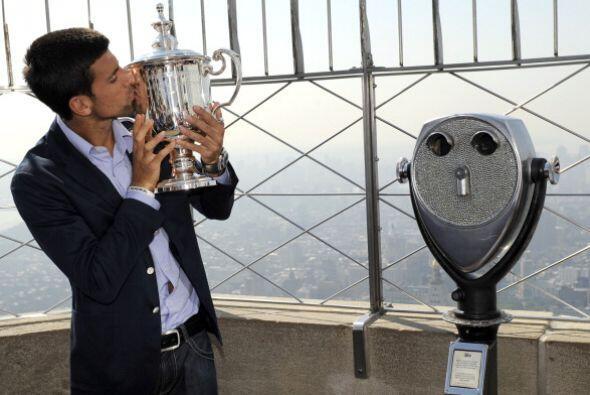 """""""Al final la conclusión fue que se trata de ganar los Gran Slams, ya que..."""