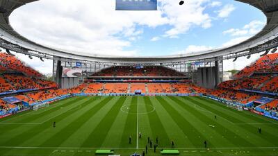 El Tri no reconocerá la cancha del Arena Ekaterimburgo para el duelo ante Suecia