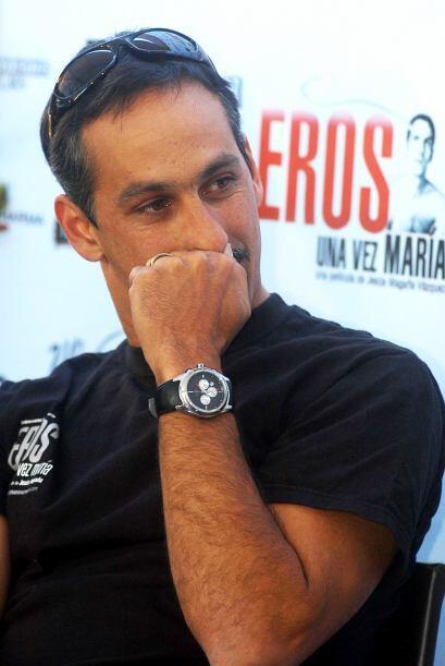 En el 2007 fue Tonatiuh en la cinta 'Eros una Vez María, donde sufrió po...