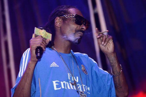 En los últimos meses el cantante ha mostrados su gusto por el fútbol, y...