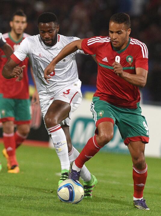 Grupo B. Youseff El-Arabi (Marruecos) - Después de perder la categoría c...