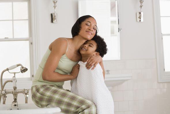 Aunque también puedes tomar una ducha ligera que elimine los alérgenos d...