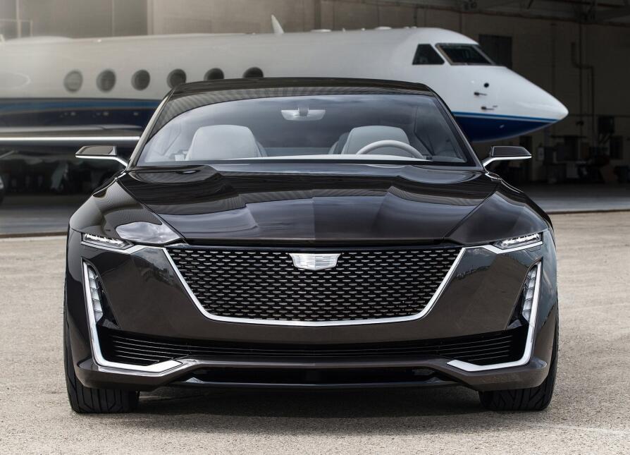 Cadillac Escala Concept 2016