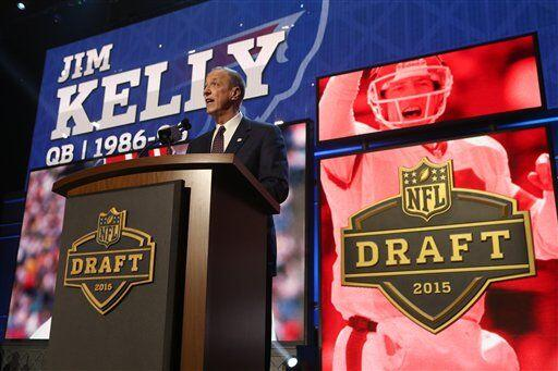 Buffalo tomó al CB Ronald Darby de FSU, indicó Kelly (AP-NFL).