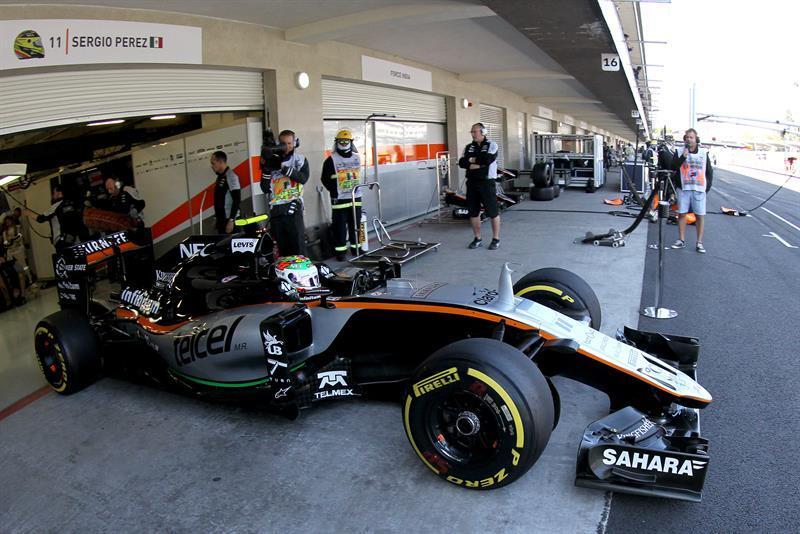 'Checo' Pérez, la promesa de Fórmula 1 que vuelve a casa 636133662823958...