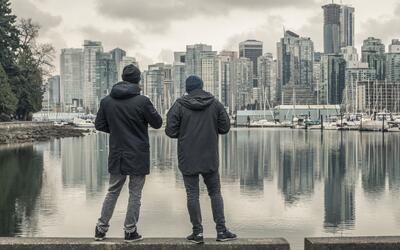 Vancouver, en el oeste de Canada, es una de las ciudades con crecimiento...