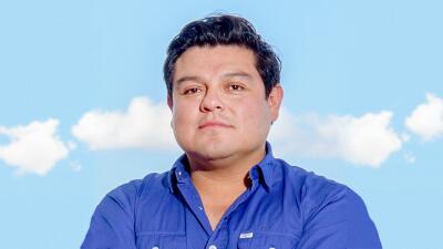 Manolo Díaz aprendió a programar por su cuenta cuando tenía 15 años.