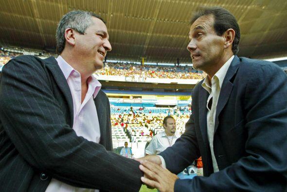"""Tras la salida del """"Güero"""" sería Fernando Quirarte quien asumiría el pue..."""