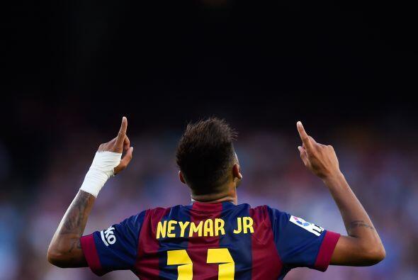Barcelona goleó sin esforzrse al Granada con Neymar en plan estel...
