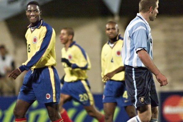 En la Copa América de 1999 disputada en Paraguay, Palermo desperd...