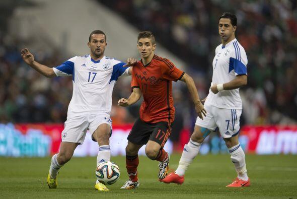 Isaac Brizuela (5): Otro jugador del que se tenían muchas expectativas y...