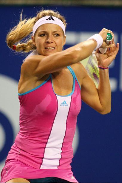 Kirilenko se medirá a la serbia Ana Ivanovic.