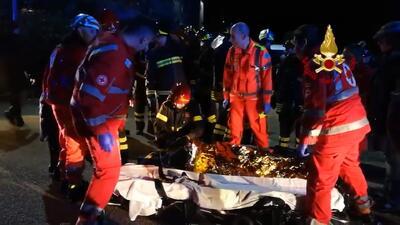 Mueren al menos 6 personas tras una avalancha en una discoteca repleta de menores