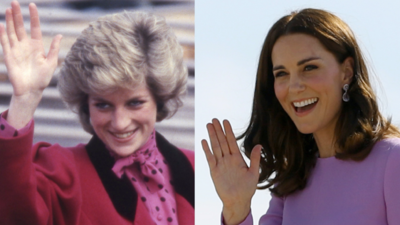 La duquesa de Cambrige ha intendo estar más cerca del pueblo defe...