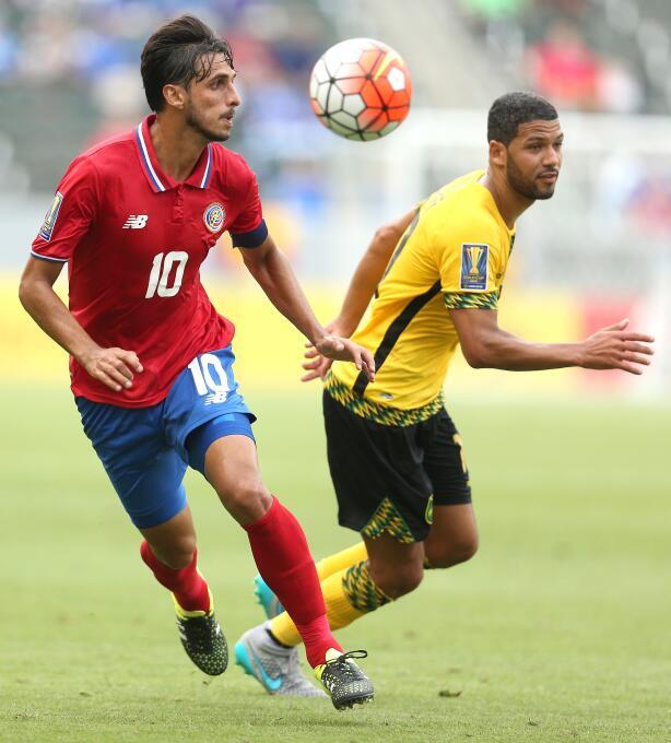 Bryan Ruíz (Sporting C.P. - Portugal) -