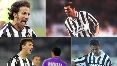 Juventus antes de Cristiano: lista de figuras históricas del nuevo club de CR7