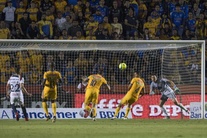 En fotos: ¡Oh là là! Tigres y América empatan con goles franceses gol-gi...