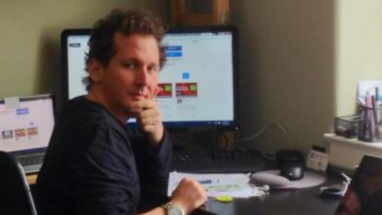 Hernán Jaramillo, cofundador de TareasPlus.