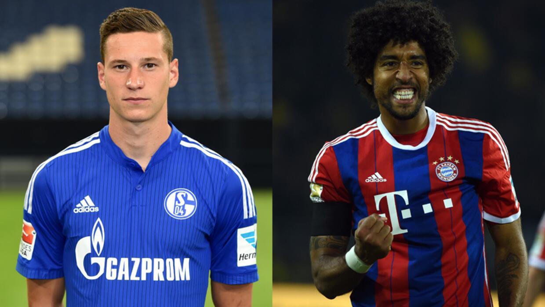 Wolfsburgo fichó a Julian Draxler y Dante