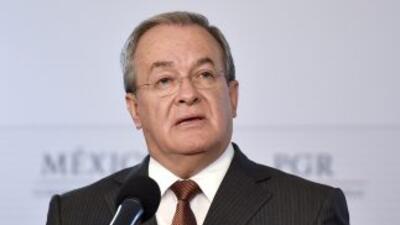 Monte Alejandro Rubido, Comisionado de Seguridad de México.