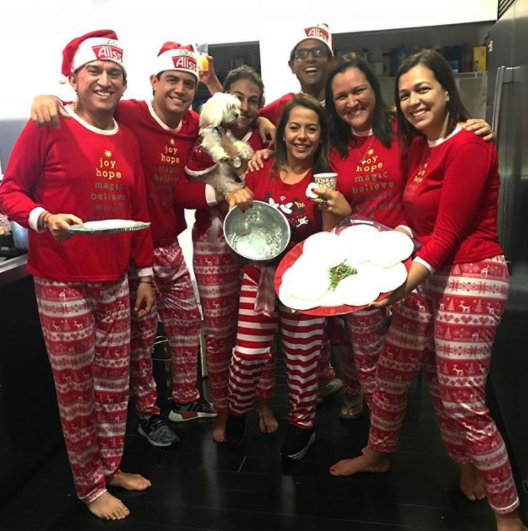 Orlando Segura Navidad 2017