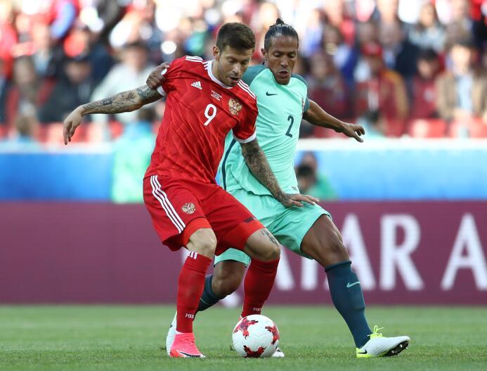Cristiano fue el héroe ante una Rusia que, con poco, complicó a Portugal...