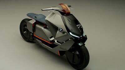 Este es el futuro de los 'scooters' según BMW