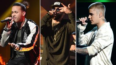 ¿Qué tienen en común Prince Royce, Yandel y Justin Bieber?
