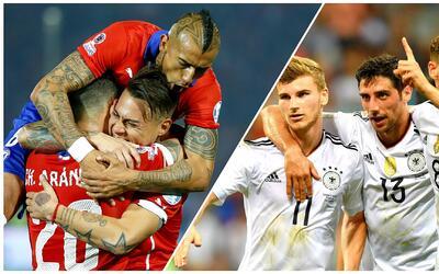Sudamérica duplica a Europa en cuanto a finales de la Copa Confederaciones