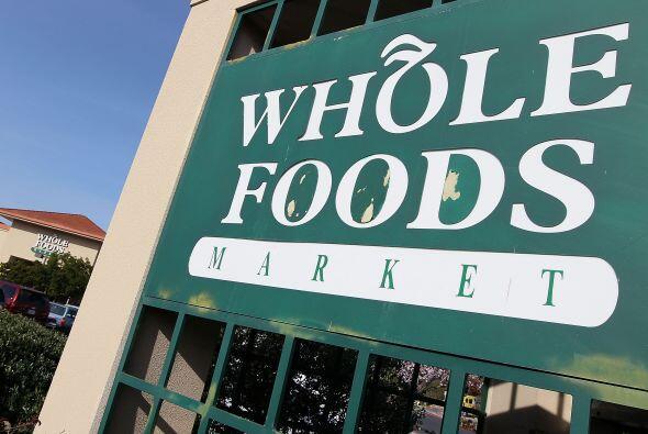 """WHOLE FOODS MARKET """" La empresa obtuvo unos 80.14 puntos en la lista de..."""