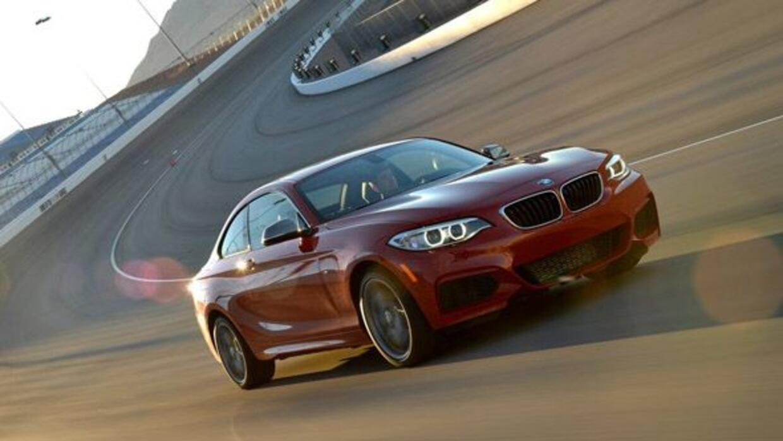 El M235i coupé es uno de los BMW que mejor se maneja.