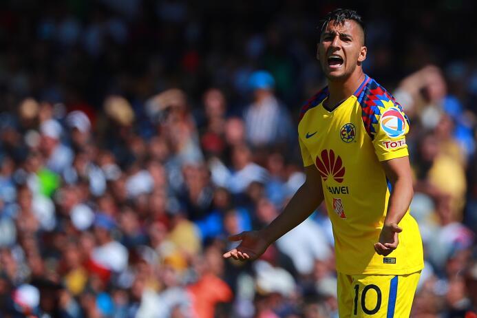 El paraguayo Cecilio Domínguez arribó a las Águilas pero no todo fue fác...