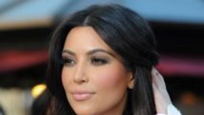 La celebridad Kim Kardashian aseguró que está soltera y no es novia de G...